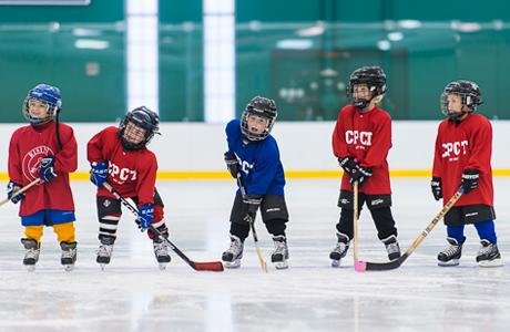 hokej ako sport pre deti