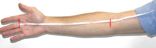 Ako zmerať veľkosť hokejových rukavíc